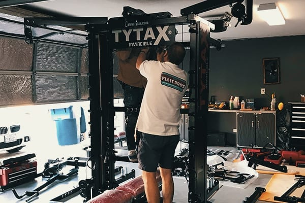 How To Build A Home Gym Tytax Ultimate Gym Equipment Bodybuilding Fitness